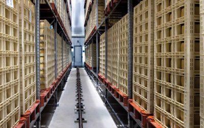 Aldanondo automatiza su centro de producción de quesos con tecnología RFID