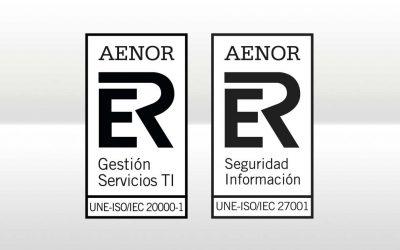 Renovación de certificados de calidad