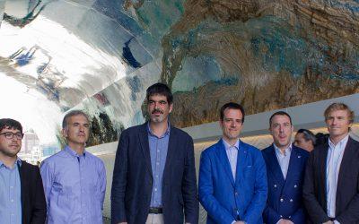 Gran repercusión en medios de la inauguración de la obra ItsasArte-Miramart