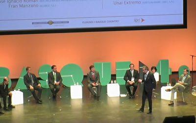 Igarle participó en el Congreso Basque Industry 4.0