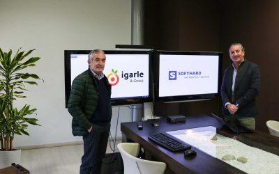Grupo Igarle continua con su crecimiento inorgánico e incorpora una nueva sociedad vasca